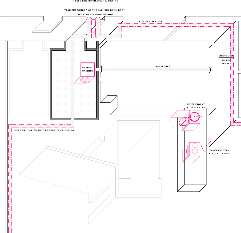 21_The size of the personal space, Sofia Musatti, Architect MA