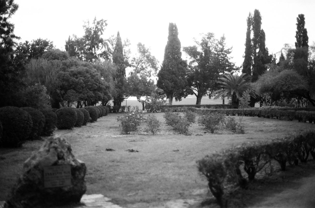 Mikveh Israel Botanical garden
