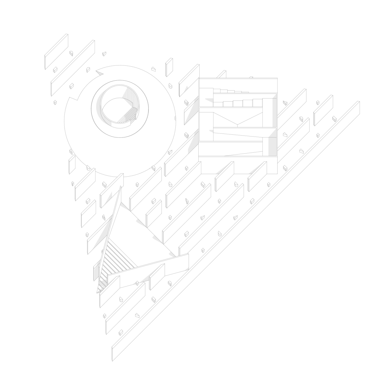 Playground2 . grid . axonometry